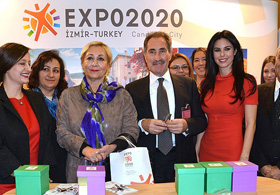 Pavey's EXPO 2020 Izmir Speech